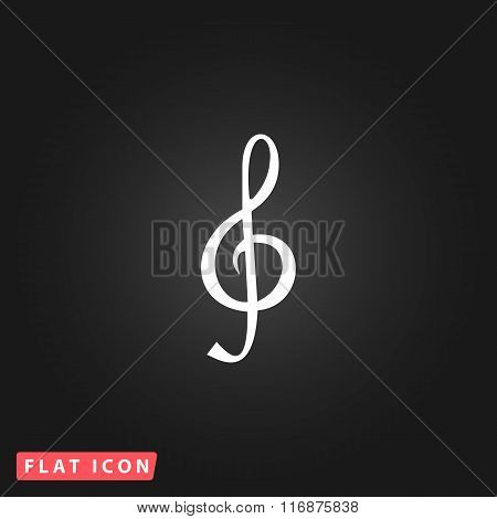 Music note Scale key