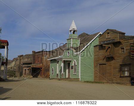 Fort Bravo Street