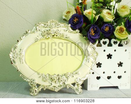 Classic Vintage Picture Frame