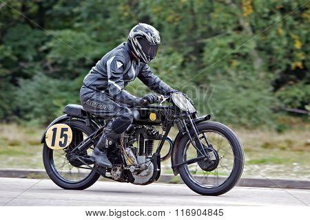 Britsa race bike