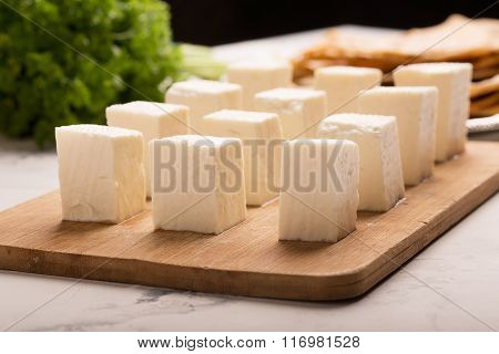 Traditional Indian Cheese Panner