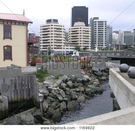 Boatshed In Wellington