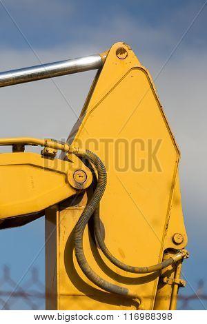 Bulldozer Arm