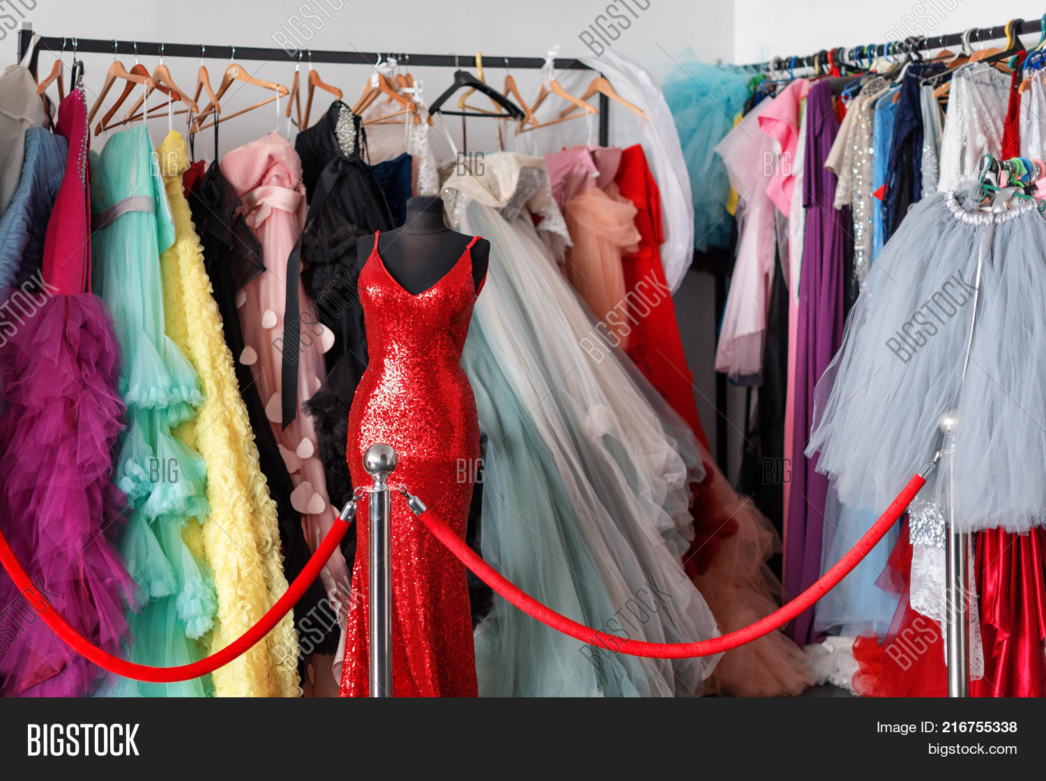 Many Ladies Evening Image & Photo (Free Trial) | Bigstock