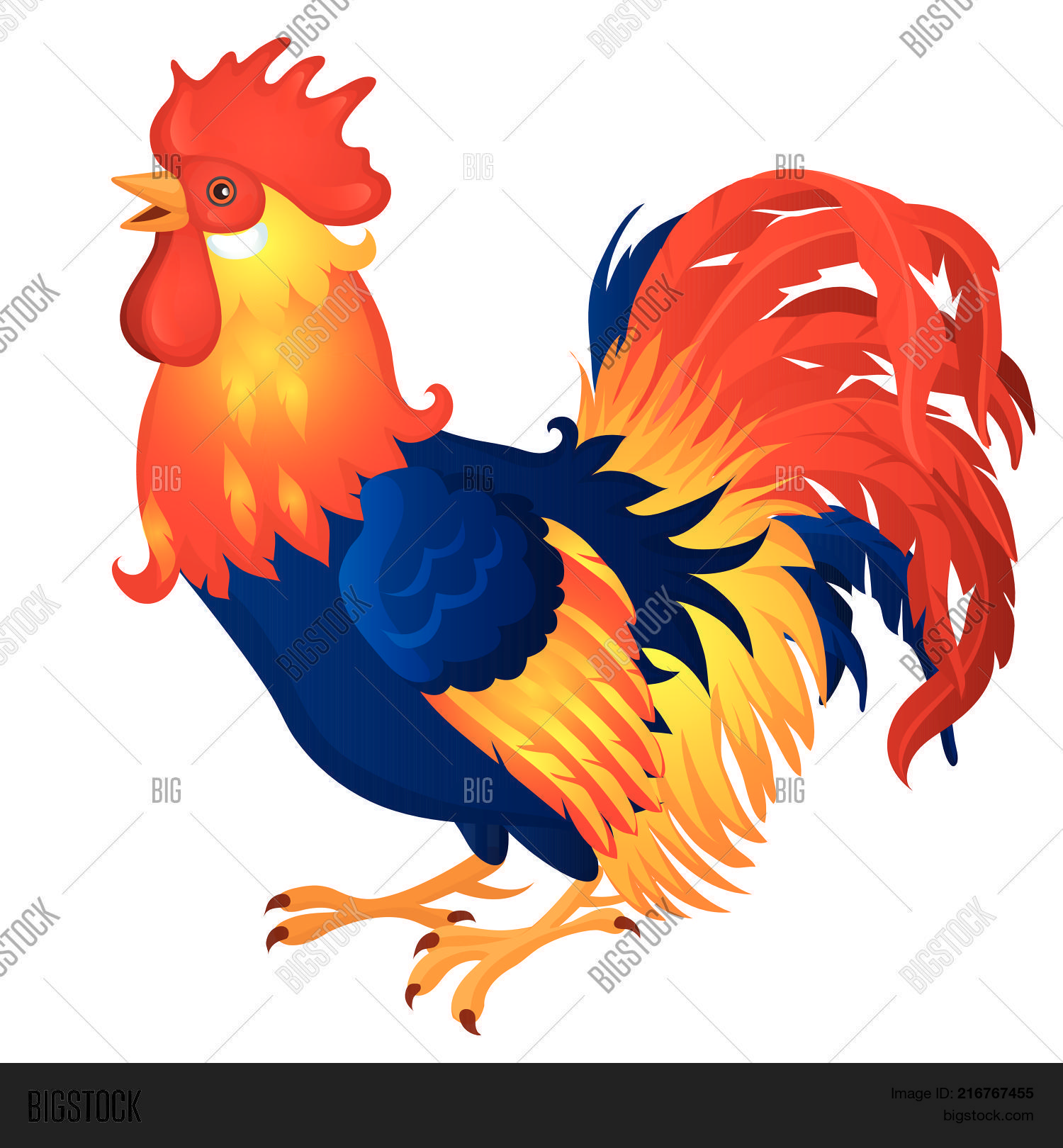 Animated Big Cock animated brightly vector & photo (free trial) | bigstock