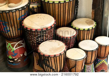 african drums djembe variety size of african drums