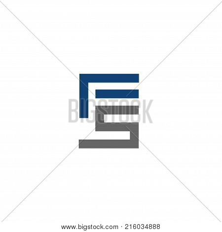 Letter s logo images illustrations vectors letter s logo stock fs letter logo design vector illustration template letter fs logo vector letter f and thecheapjerseys Images