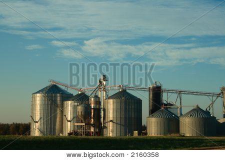 Wisconsin Silos