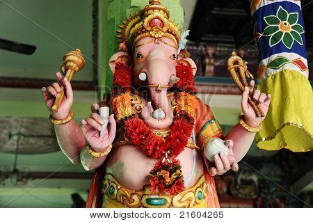 india god