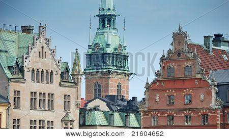 Tyska Kyrkan.