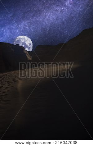 Valle De La Luna (moon Valley)