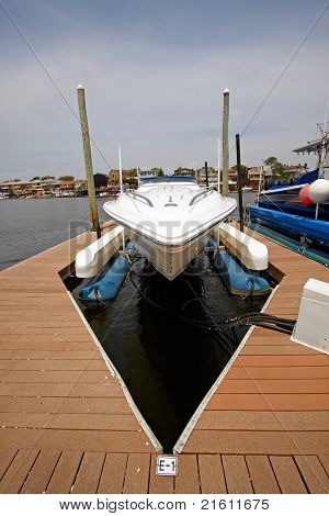 Yacht's Bow.