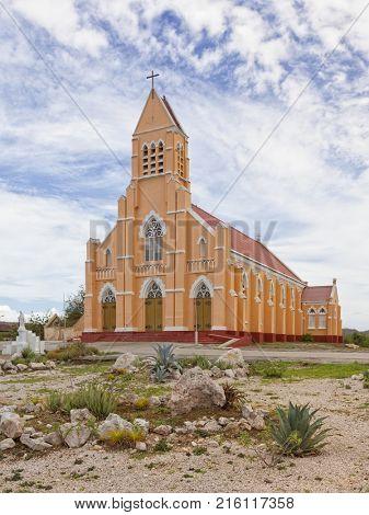 Church of Saint Willibrordus, Curacao