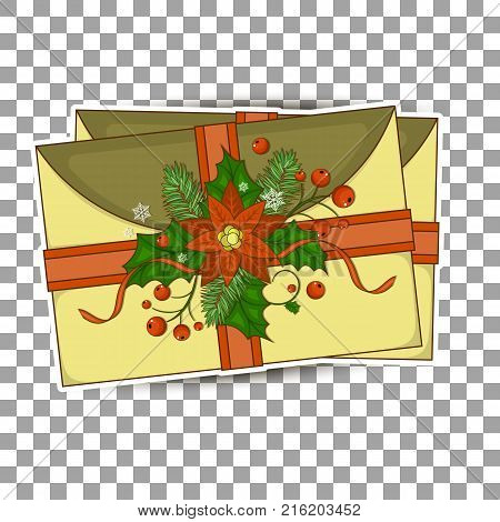 Vintage christmas vector photo free trial bigstock vintage christmas pattern greeting cards banners letters from santa claus labels and m4hsunfo