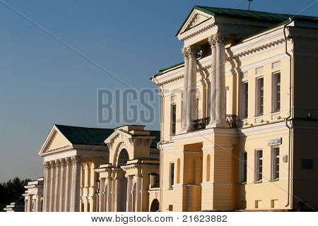 architectural monument of the eighteenth century