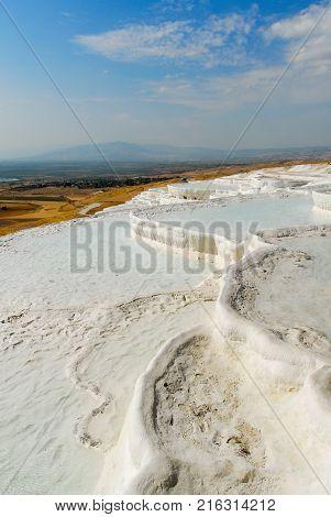 Pamukkale - Denizli, Turkey
