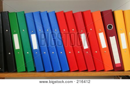 Files Shelf