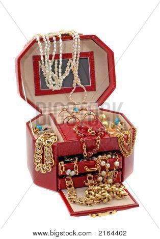 The Box Of The Treasure