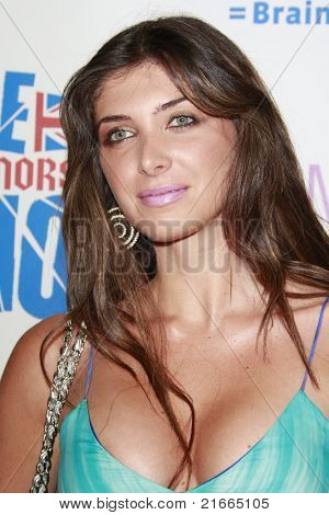 LOS ANGELES - JUL 11: Brittny Gastineau at Intermix's 3rd Annual 'VH1 Rock Honors' VIP Party at Intermix on July 11, 2008 in Los Angeles, California