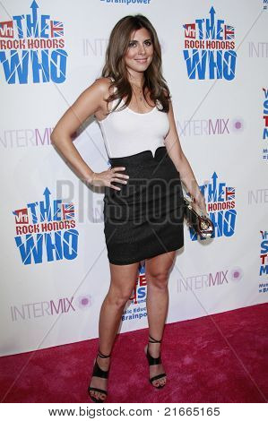 LOS ANGELES - JUL 11: Jamie Lynn Sigler at Intermix's 3rd Annual 'VH1 Rock Honors' VIP Party at Intermix on July 11, 2008 in Los Angeles, California
