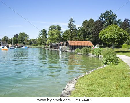 An image of Tutzing in Bavaria Germany