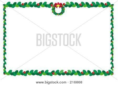 Christmas Border2