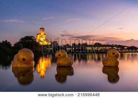 Luang Pu Thuat Puttha Utthayan Maharat Ayutthaya