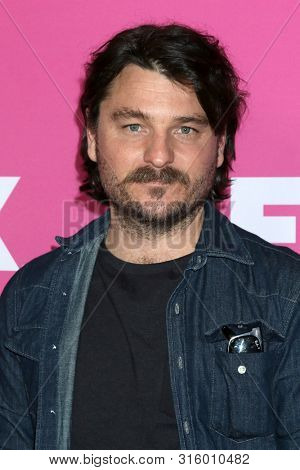 LOS ANGELES - AUG 6:  Justin Rosniak at the FX Networks Starwalk at Summer 2019 TCA at the Beverly Hilton Hotel on August 6, 2019 in Beverly Hills, CA