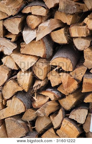 collection wood