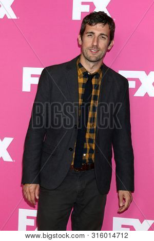 LOS ANGELES - AUG 6:  Carter Hudson at the FX Networks Starwalk at Summer 2019 TCA at the Beverly Hilton Hotel on August 6, 2019 in Beverly Hills, CA