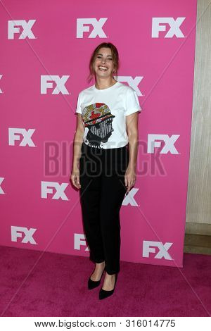 LOS ANGELES - AUG 6:  Brooke Satchwell at the FX Networks Starwalk at Summer 2019 TCA at the Beverly Hilton Hotel on August 6, 2019 in Beverly Hills, CA