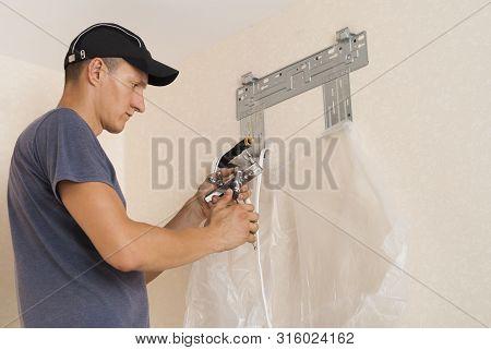 Installation Of The Air Conditioner Indoor Unit