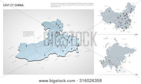 Vector Set China Vector & Photo (Free Trial)   Bigstock