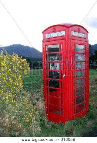 Country Telephone Box