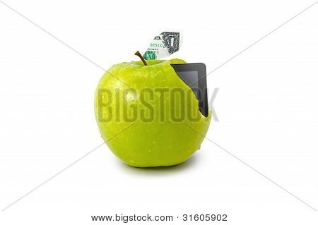 Tablet Pc Coming Out From Apple Dollar Leaf