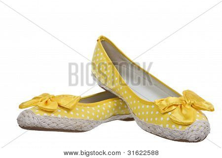 Isolated Objects: Summer Shoes