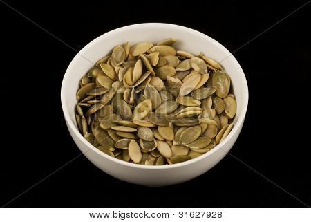 Pumpkin Seed Bowl