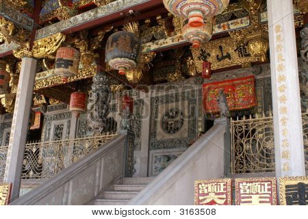 Old Chinese Temple