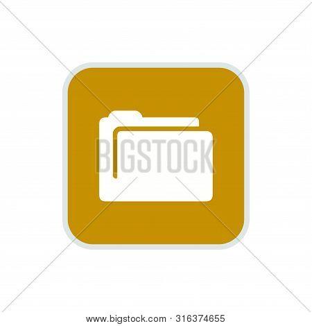Folder Icon, Folder Icon Square, Folder Icon Square Round, Folder Icon Eps, Folder Icon Flat . Folde
