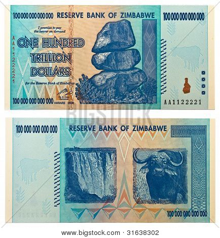 One Hundred Trillion Dollar