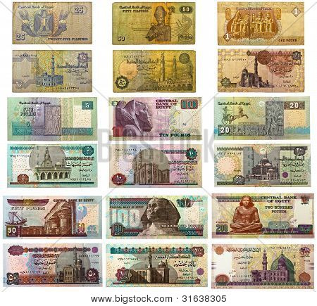 Egyptian Banknotes