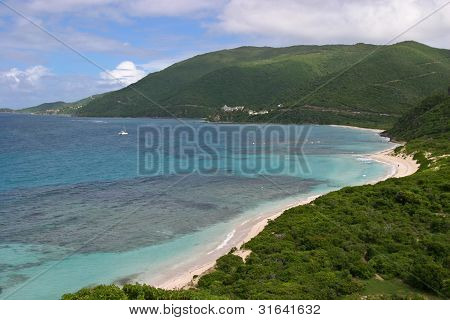 St. Thomas Bay, Virgin Gorda