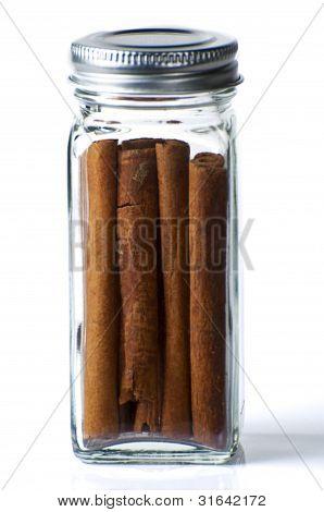 Bottle Of Cinnamon