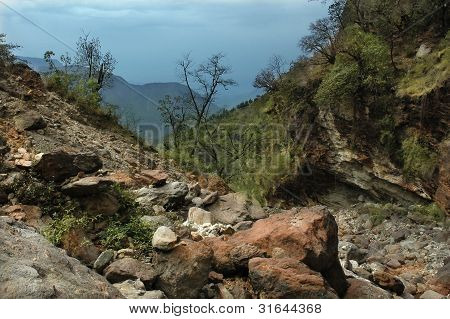 Rocky Mountain Slopes