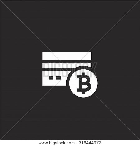 Payment Method Icon. Payment Method Icon Vector Flat Illustration For Graphic And Web Design Isolate
