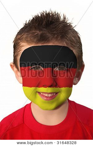 Face Paint - Germany