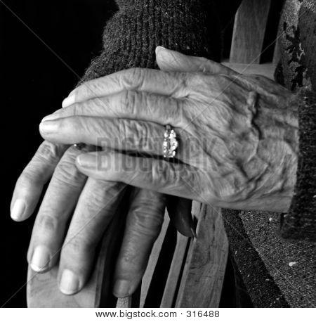 Hands Bw