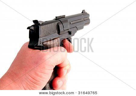 Crime Gun Pistol Protection