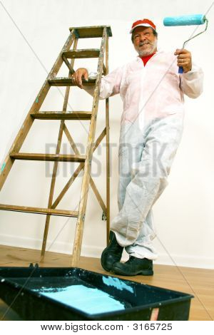 Experimented Painter