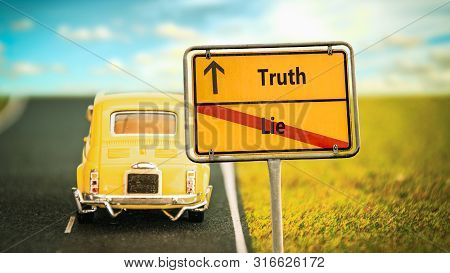Street Sign To Truth